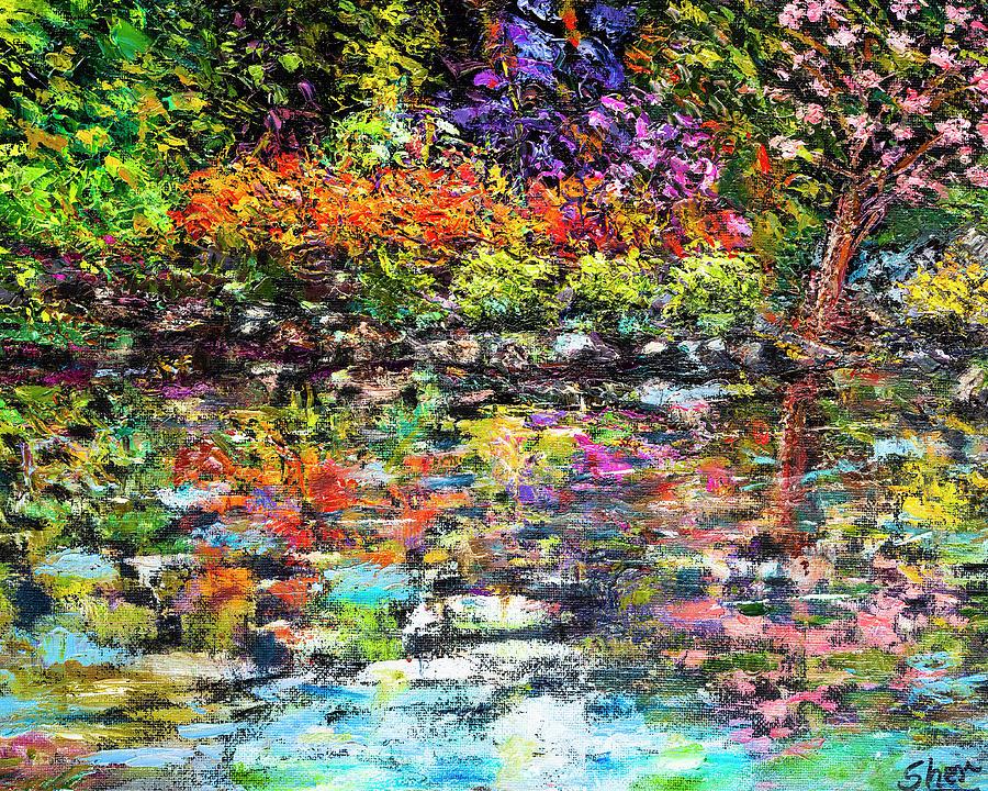 Hidden Peace by Sher Nasser Artist