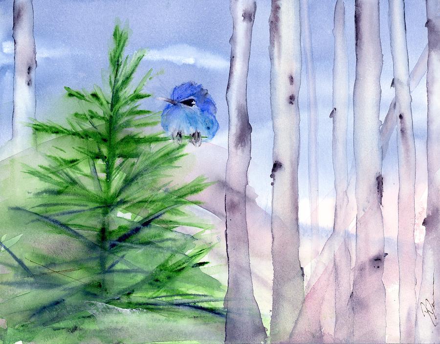 Hiding Place by Dawn Derman