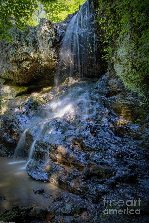 High Shoals Falls Photograph