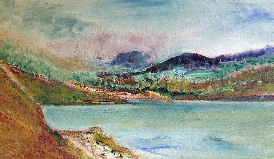 Highland Serenity Painting