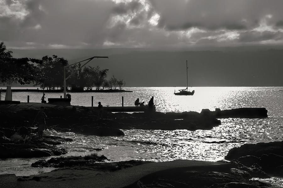 Hilo Bay Summer Photograph