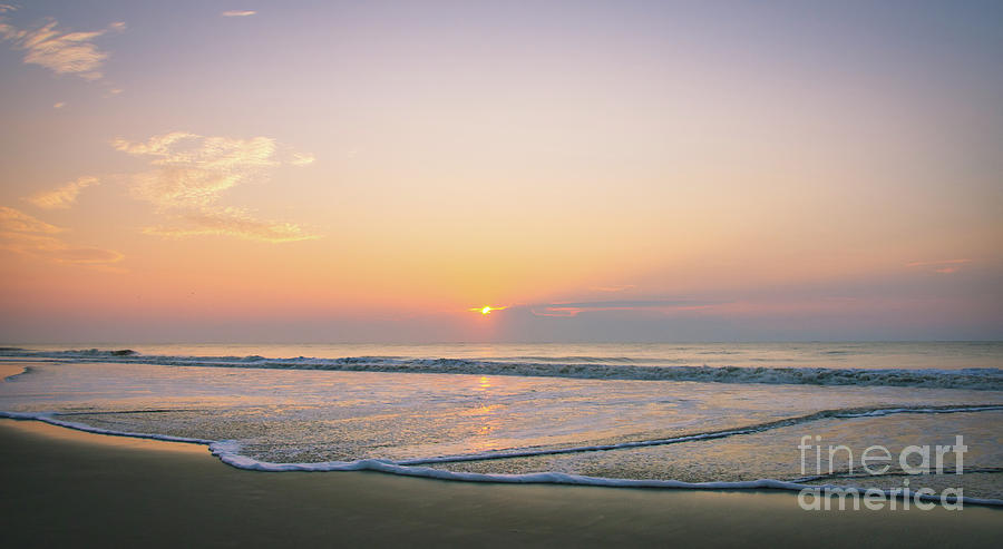 Hilton Head Sunrise 3 by Andrea Anderegg