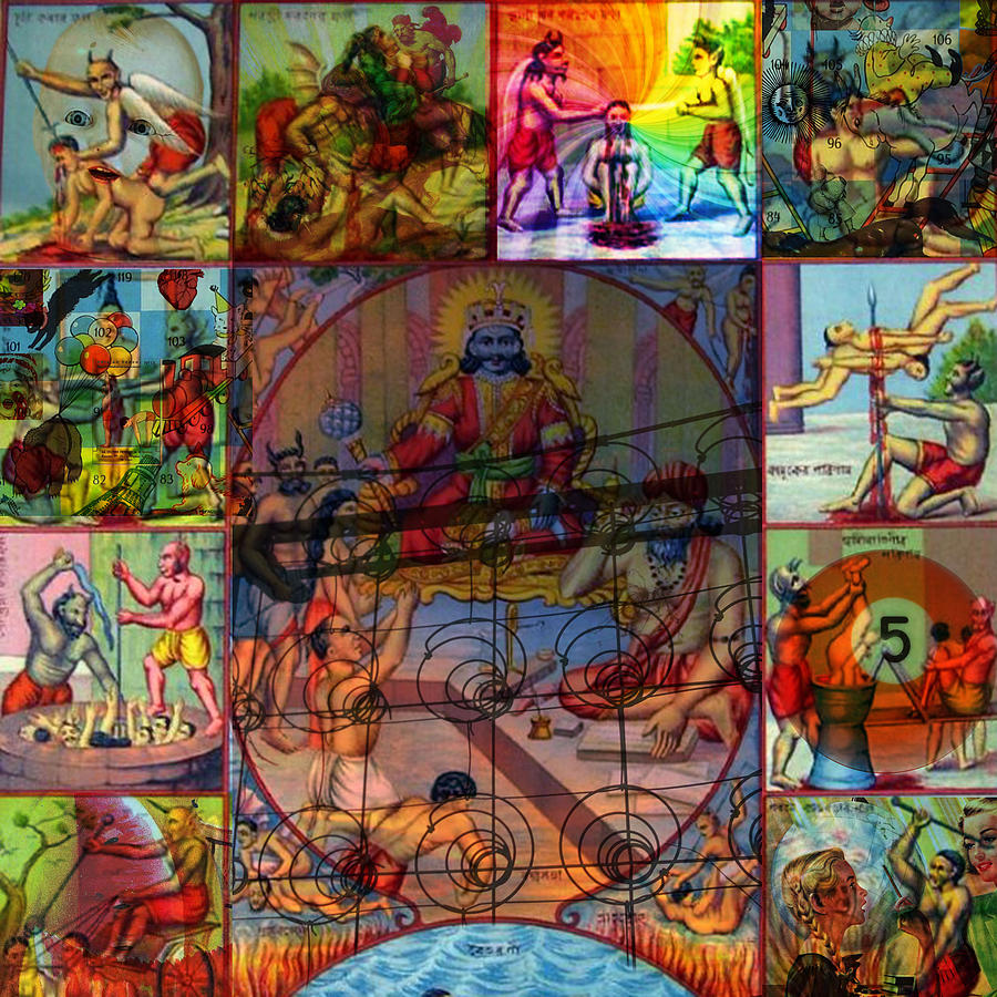Hindu Hell Revisted by Perry Hoffman