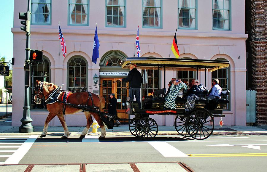Historical Charleston Tour by Cynthia Guinn