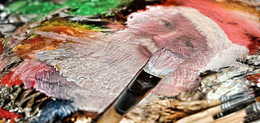 Ho Ho Ho Digital Art