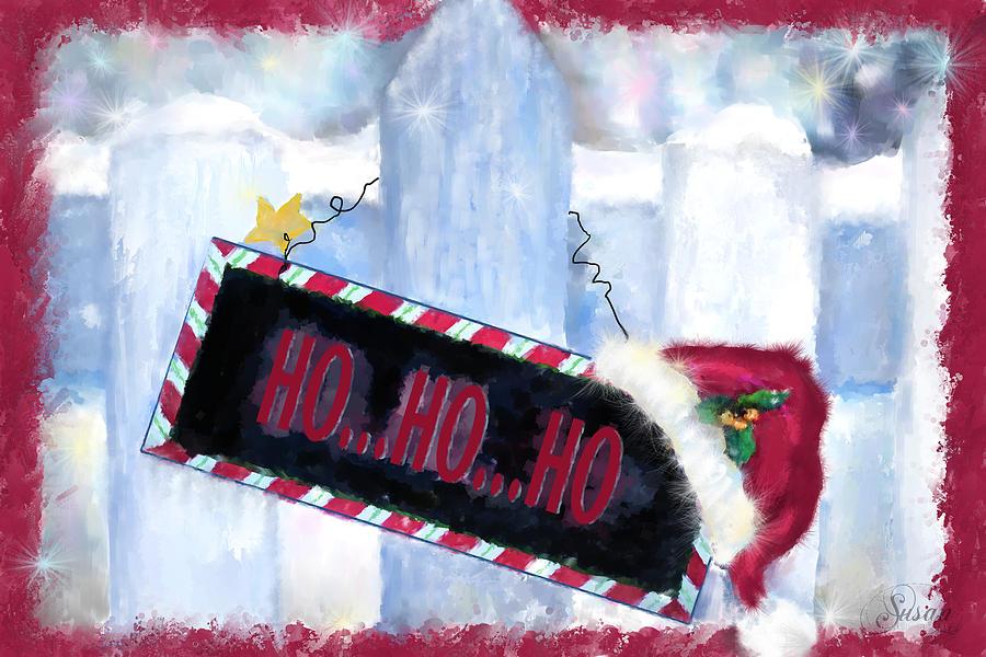 Ho Ho Ho by Susan Kinney