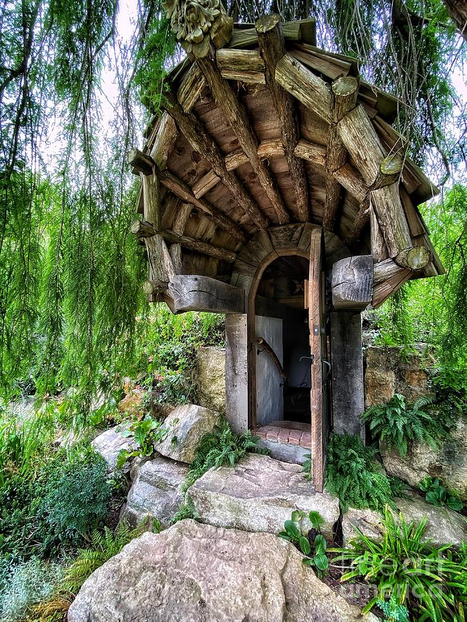Hobbit House Photograph