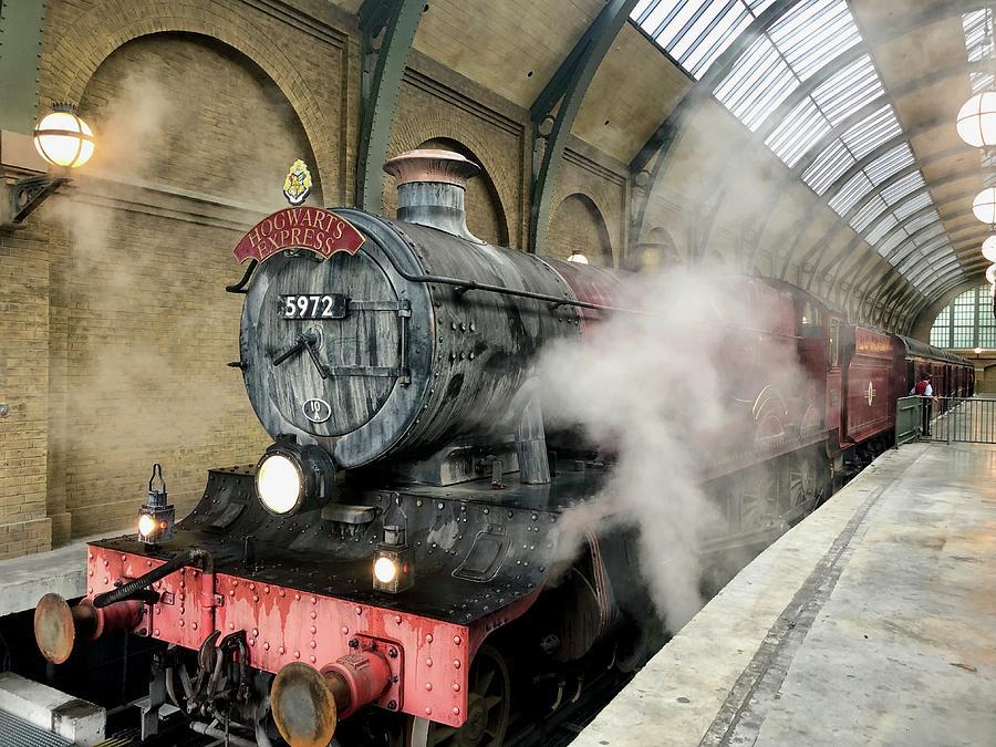 Hogwarts Express by Richard Parks
