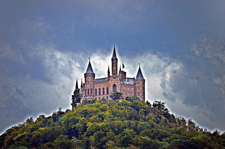 Hohenzollern Castle by Thomas Schroeder