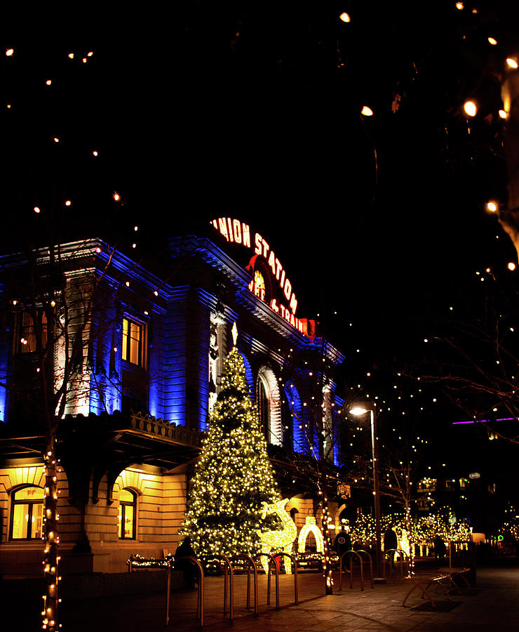 Holidays at Union Station by Kevin Schwalbe