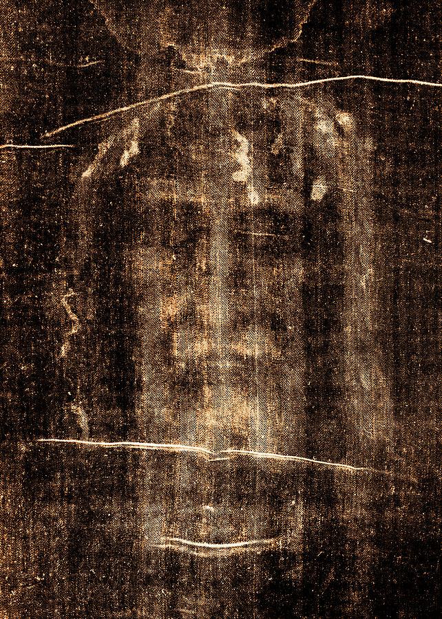 Jesus face of shroud Reconstructing Jesus: