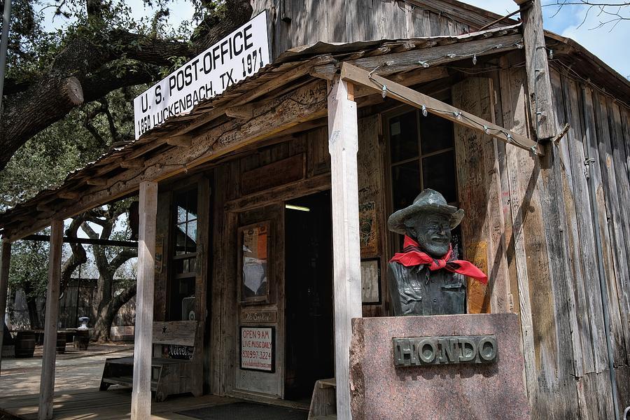 Hondo Luckenbach Texas Photograph
