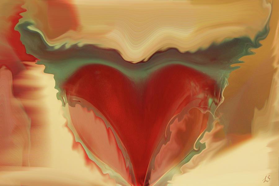 Horned Heart by Linda Sannuti