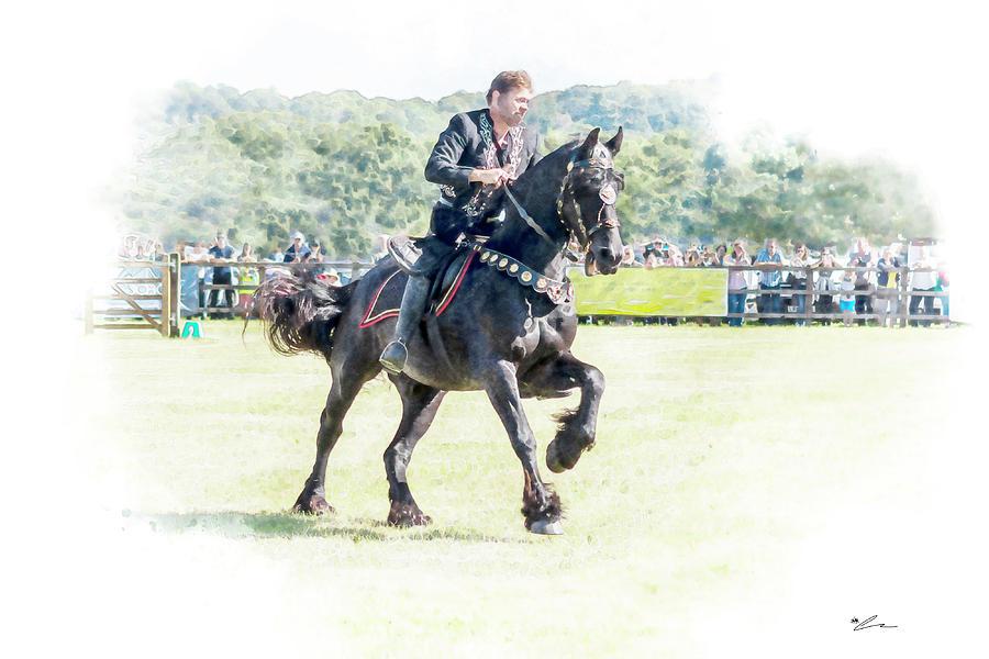 Horseman by Starsphinx