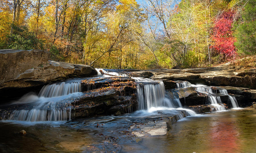 Horseshoe Falls by Randall Allen