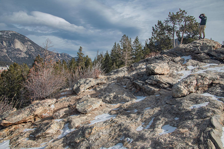 Horseshoe Park, Rocky Mountain National Park by Marcy Wielfaert
