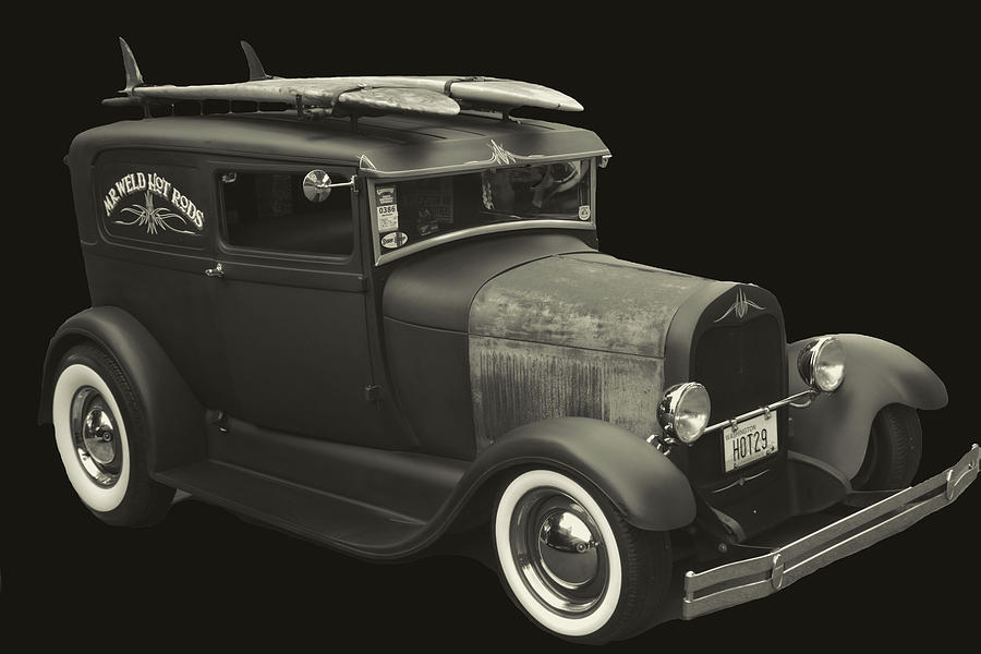 Hot 29 Deuce Coupe by Cathy Anderson