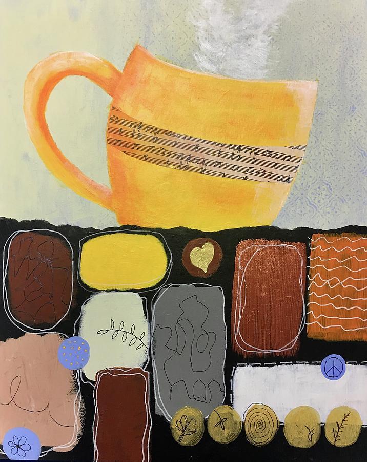 Hot Coffee by Danielle Fry