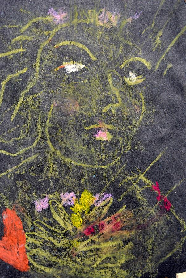Hot Spring Goddess Drawing by Gary Wohlman