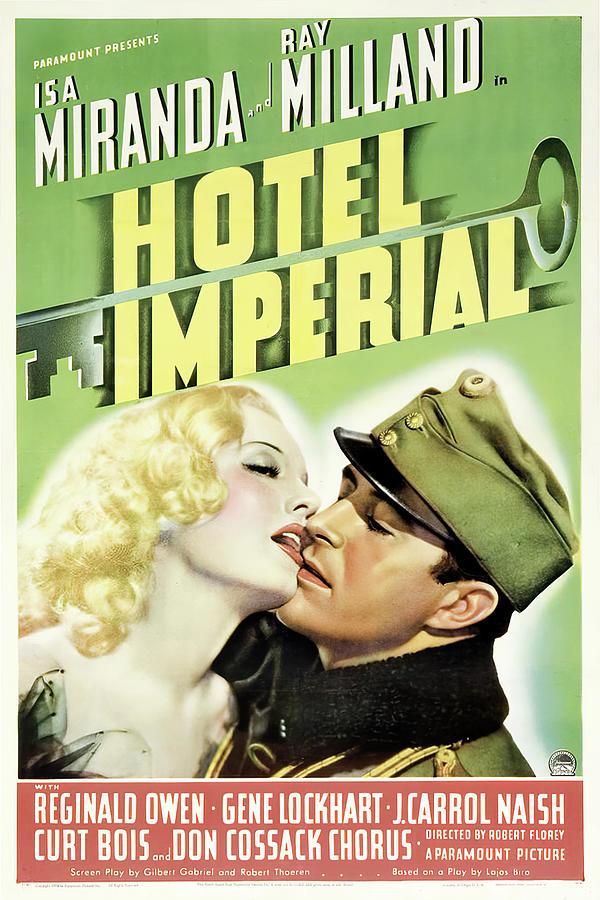 hotel Imperial, 1939 Mixed Media