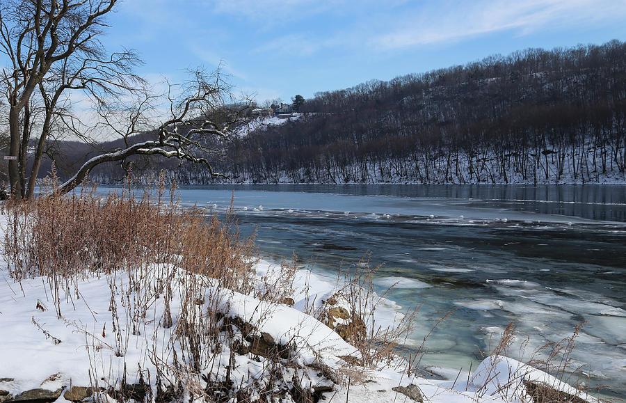 Housatonic Winter Photograph