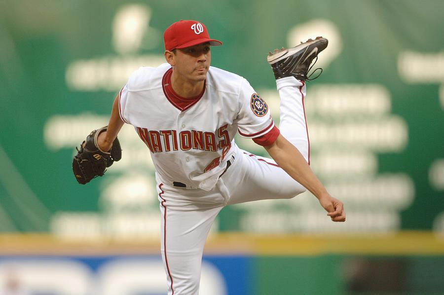 Houston Astros v Washington Nationals Photograph by Mitchell Layton