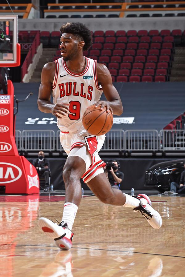 Houston Rockets v Chicago Bulls Photograph by Randy Belice