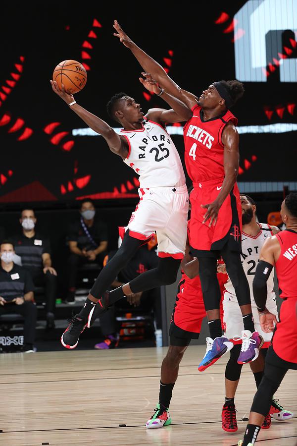 Houston Rockets v Toronto Raptors Photograph by Joe Murphy