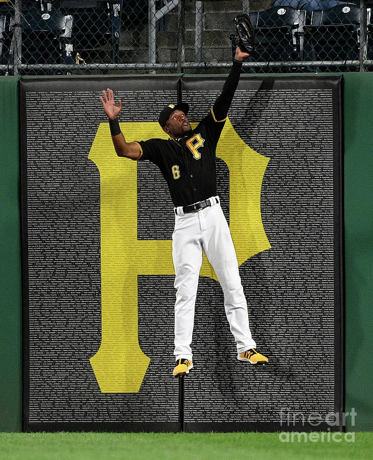 Howie Kendrick And Starling Marte Photograph by Justin Berl