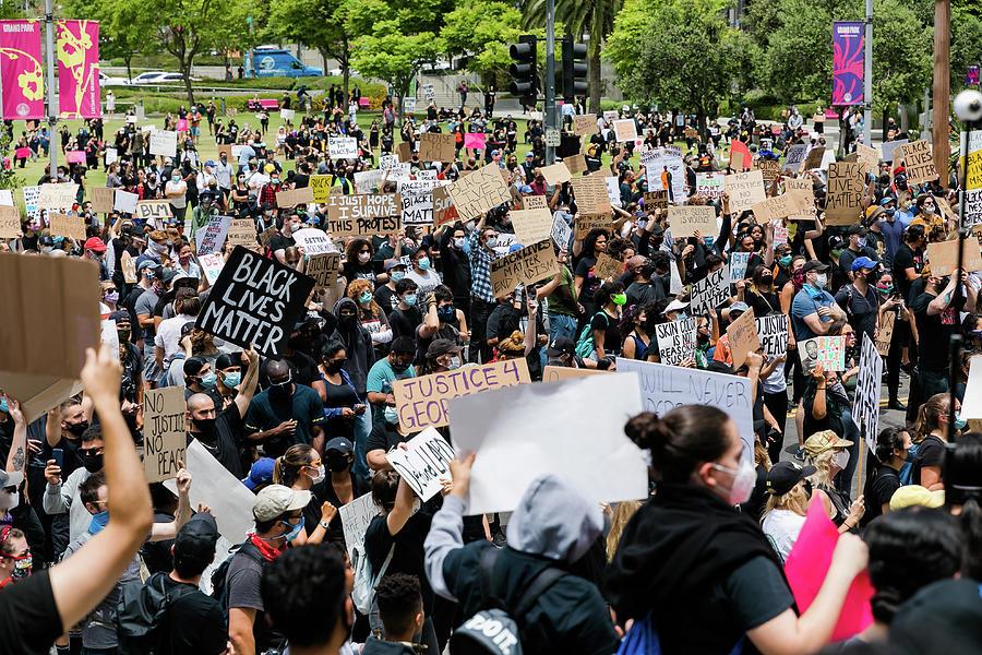 Huddled Masses 3 Photograph