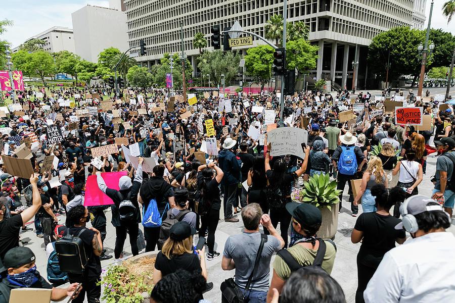 Huddled Masses Photograph