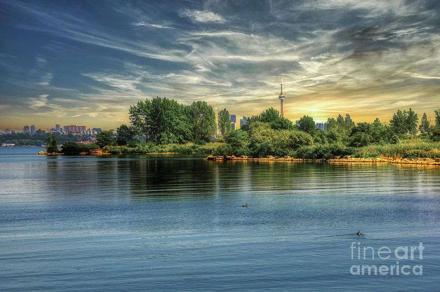 Humber Bay Toronto   Canada Photograph