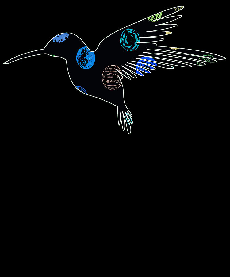 Hummingbird 236 by Kaylin Watchorn