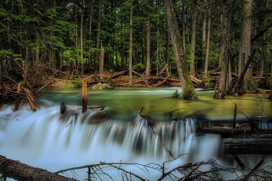 Hunt Creek Photograph