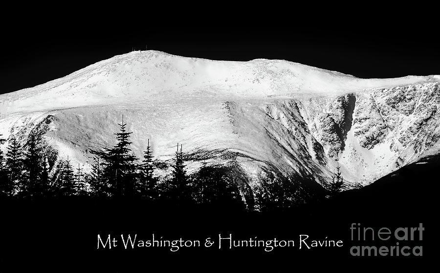 Huntington Ravine by Sharon Seaward