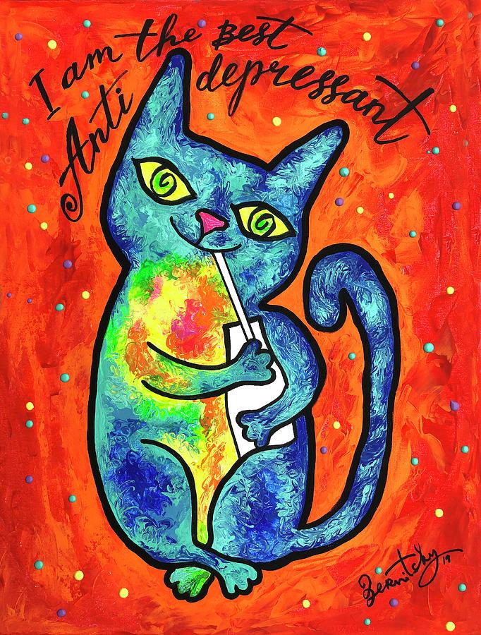 I am the Best Antidepressant by Leon Zernitsky