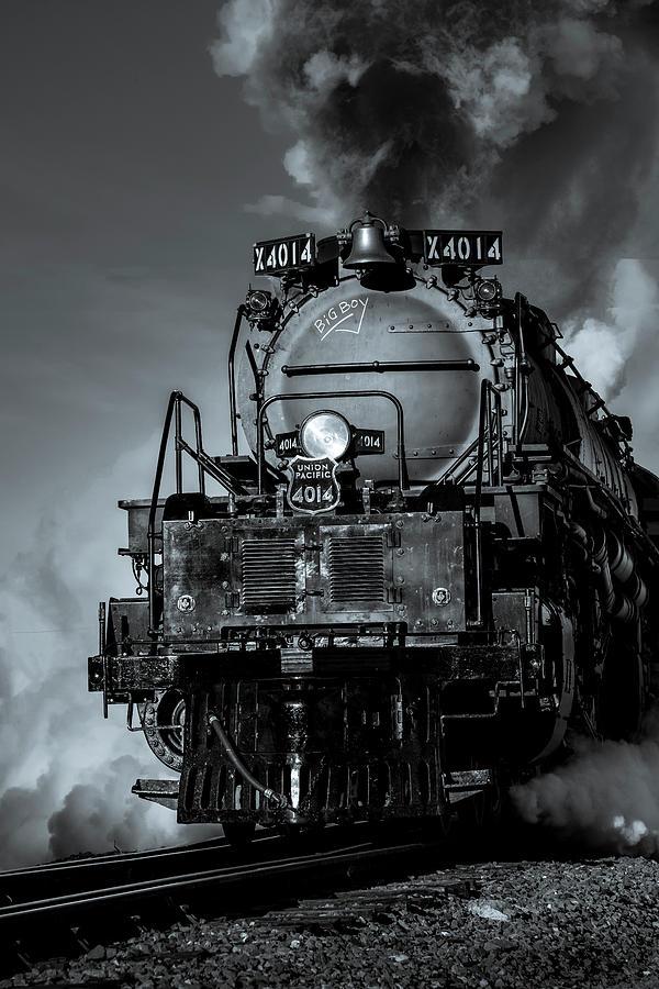 I Hear The Train A Comin Photograph