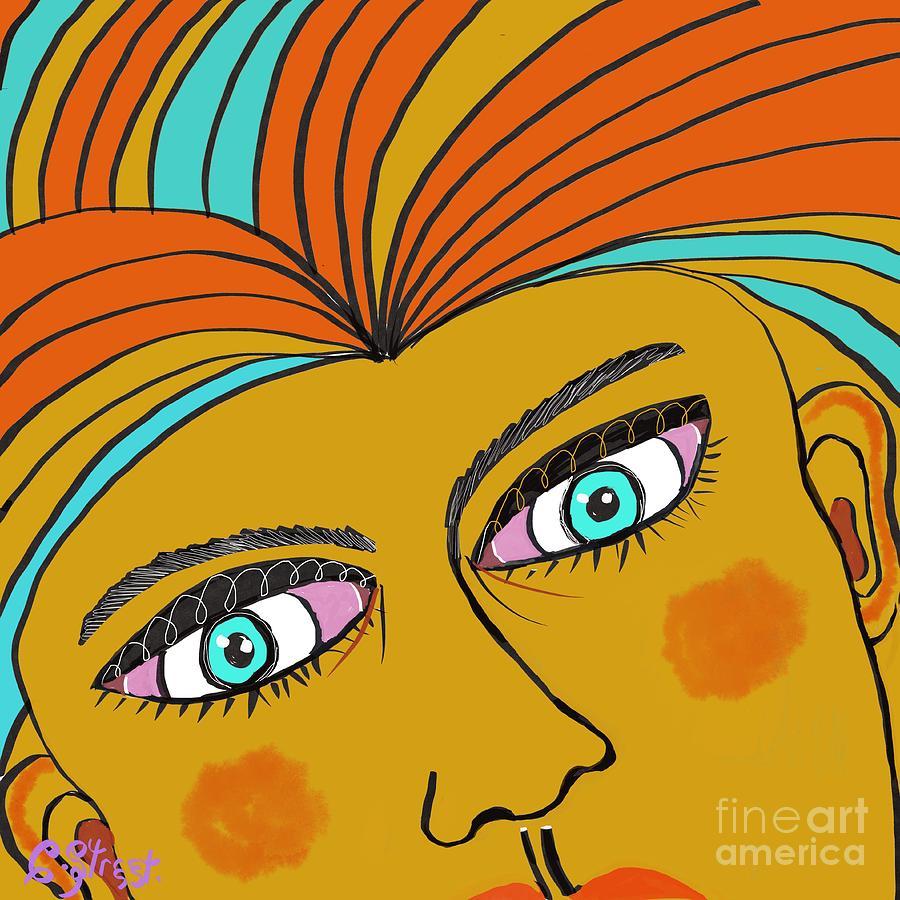 I Only Have Eyes For You Digital Art
