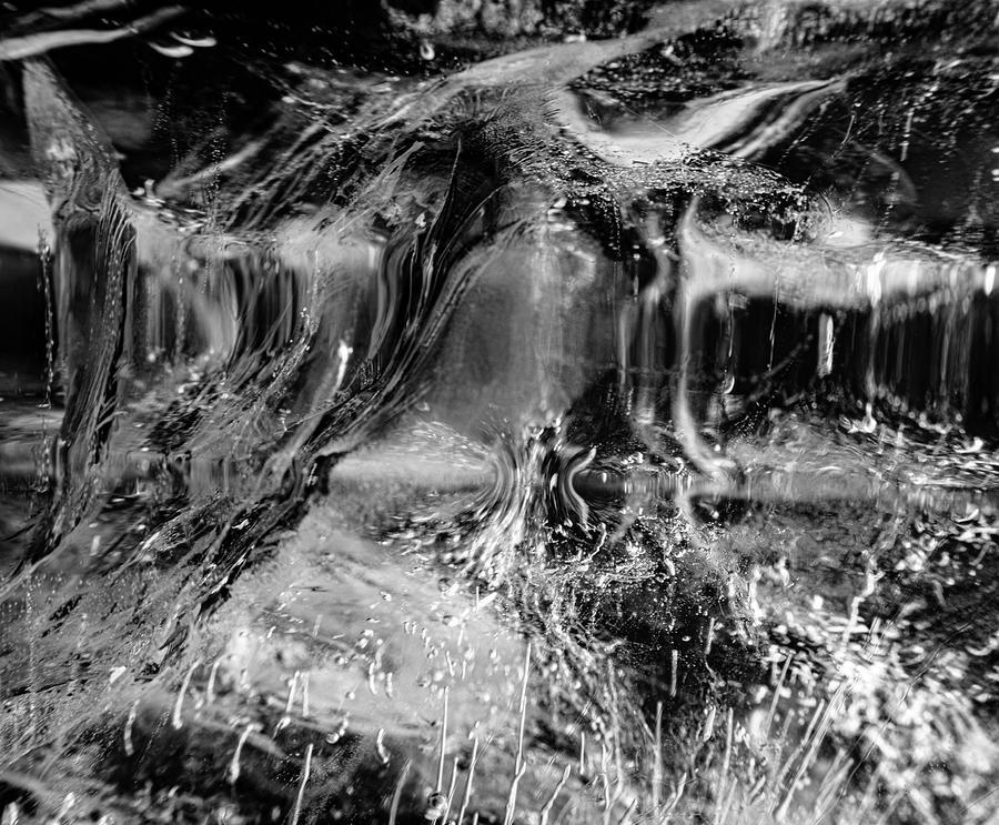 Ice Cubes 1332 Photograph