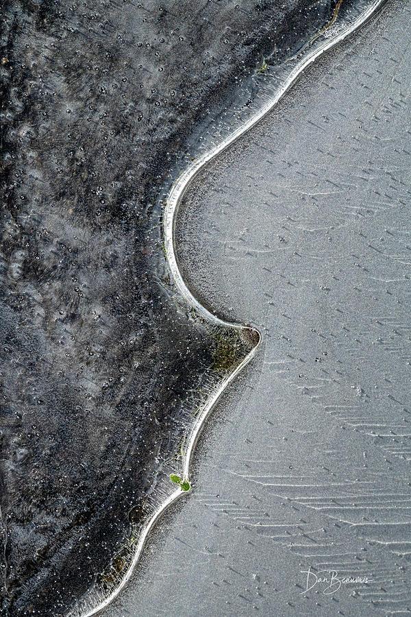 Ice Graphic 0315 Photograph