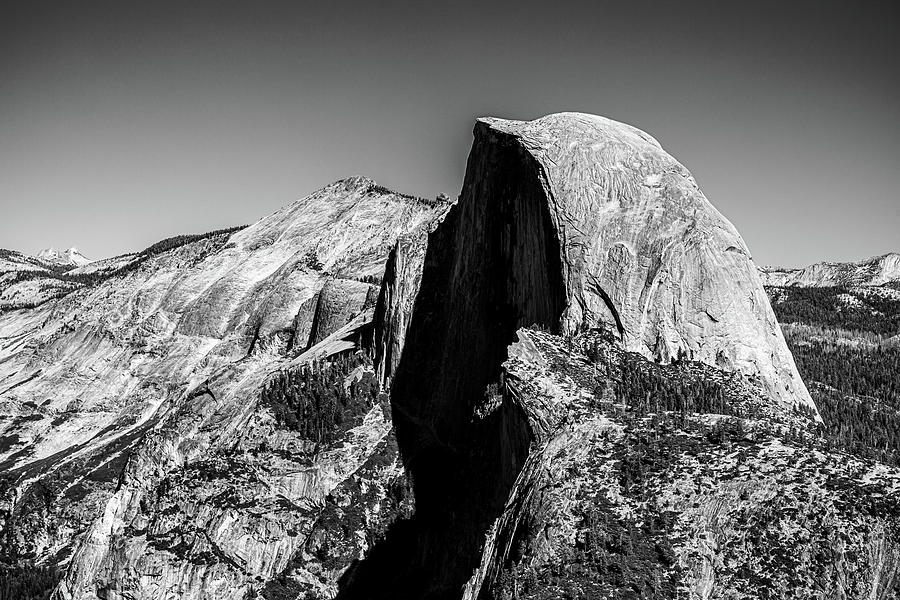 Icon View Yosemite Photograph