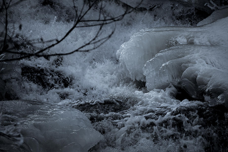 Icy Tumult by Tim Beebe