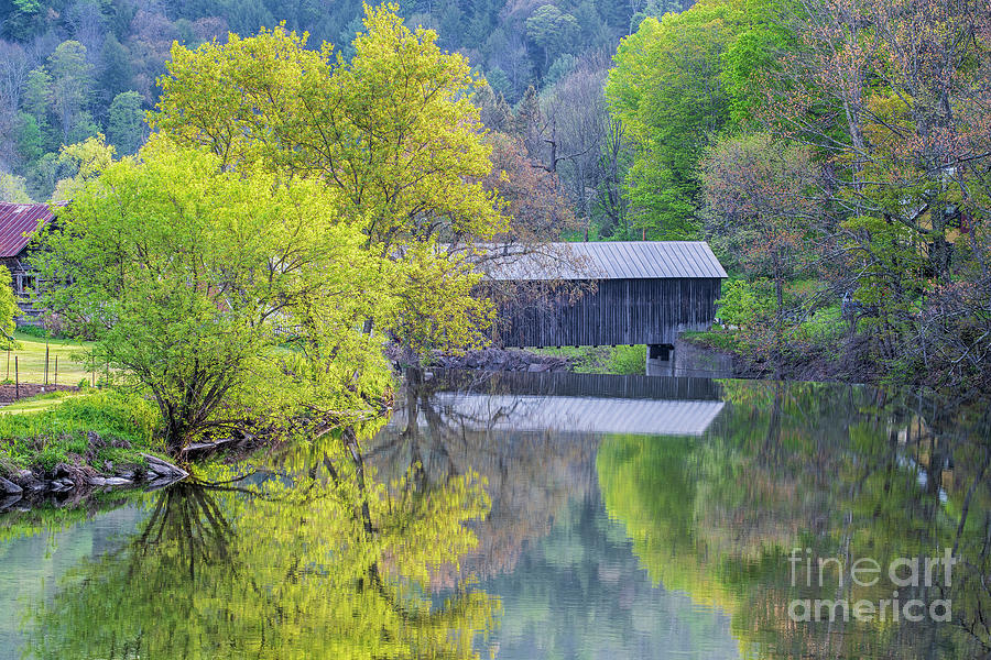 Idyllic Vermont Photograph