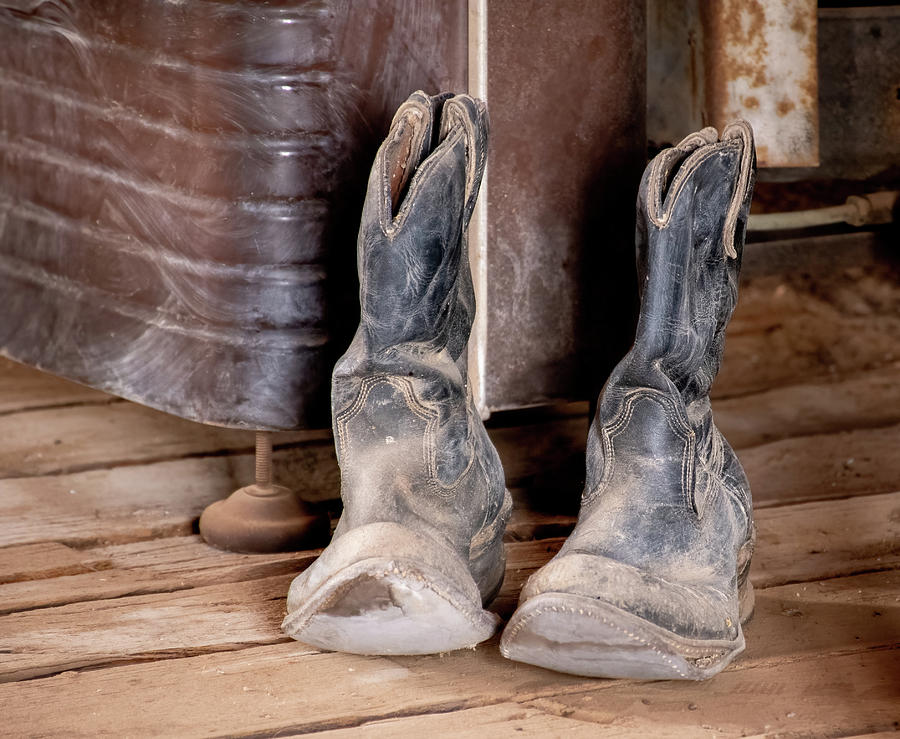If These Boots Could Talk Photograph