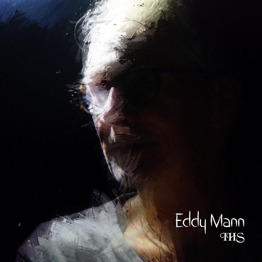 Album Photograph - IHS Album Cover by Eddy Mann