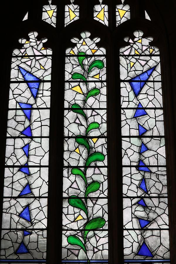 Ilminster Window 2 Photograph
