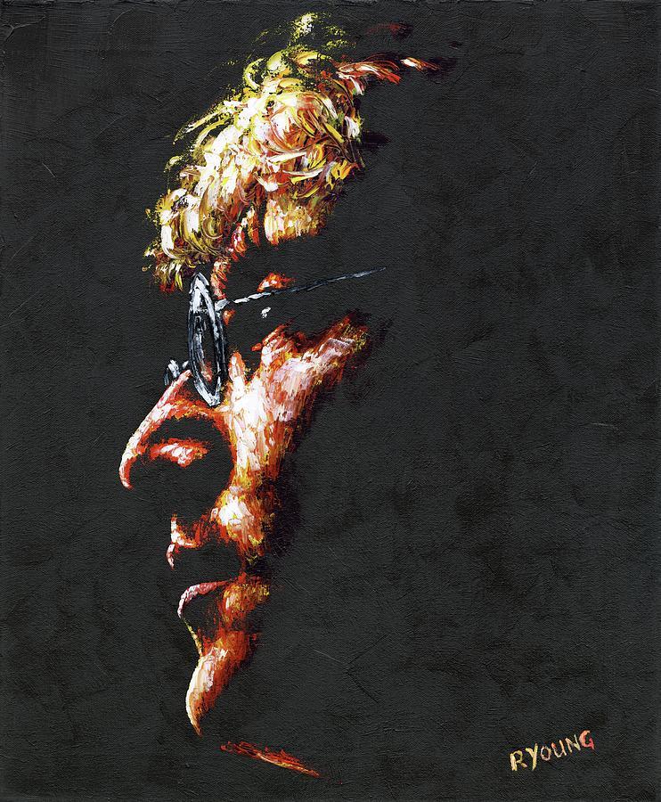 Imagine - John Lennon Painting