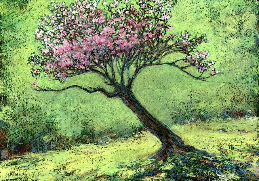 Bloom Pastel - In Full Bloom by Judy Asplund Neal