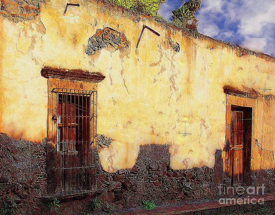 in old mexico by John Kolenberg