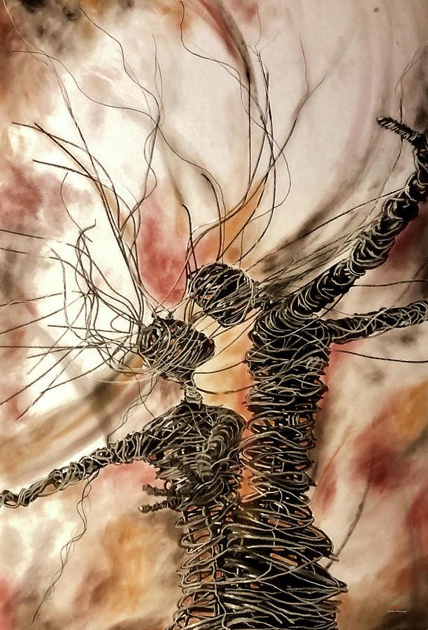 Infinite connection by Emilio Arostegui